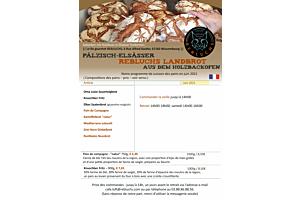 Notre programme de cuisson des pains en juin 2021