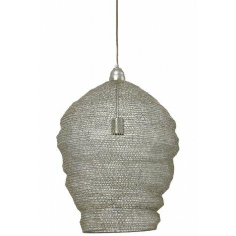 Hängelampe EVY für goldenes Licht, Ø45x60 cm