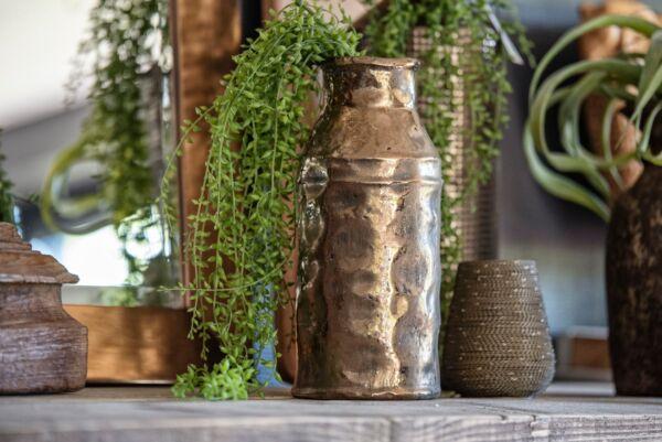 Keramikvase COPPERDREAM, H29 cm