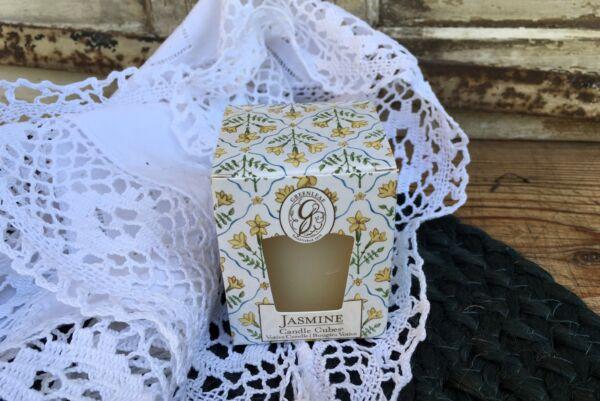 Mini-Duftkerze 'Jasmin', Greenleaf