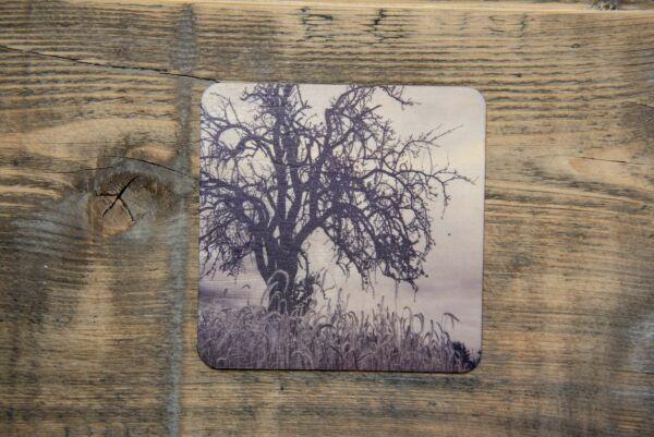 Holzpostkarte 'Momories'