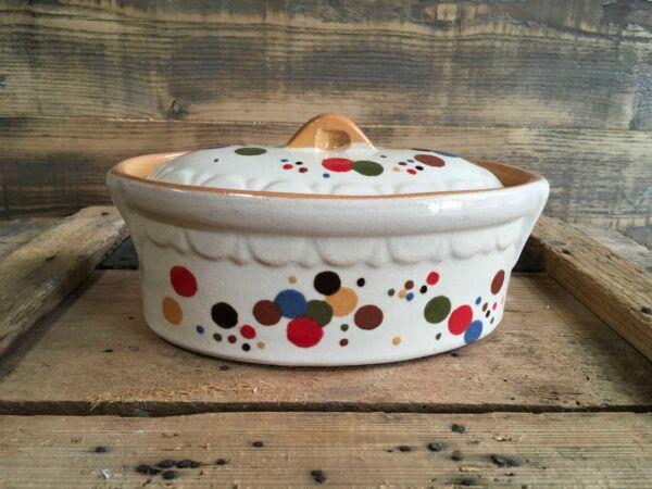 Brotbacktopf aus Elsässer Keramik, für Holzbacköfen geeignet.