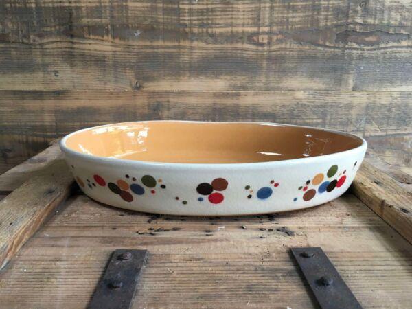 Elsässer Keramikform zur Zubereitung von Gratins. Unsere Keramikformen werden in Soufflenheim von einem  Familienunternehmen nach traditioneller Art in Handarbeit hergestellt. Der außergewöhnliche Ton dieser Region verträgt hohe Temperaturen und ist somit