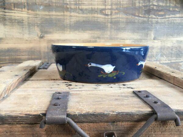Käsekuchenform aus Elsässer Keramik für 4 Personen, absolut hitzebeständig, zum backen in Holzbacköfen geeignet