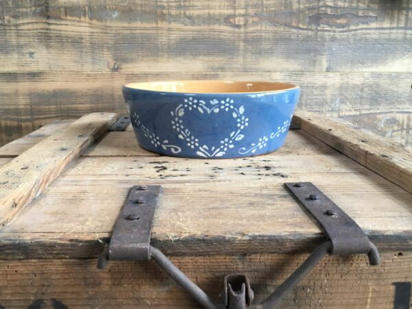 Käsekuchenform aus Elsässer Keramik für 3 Personen, absolut hitzebeständig, zum backen in Holzbacköfen geeignet