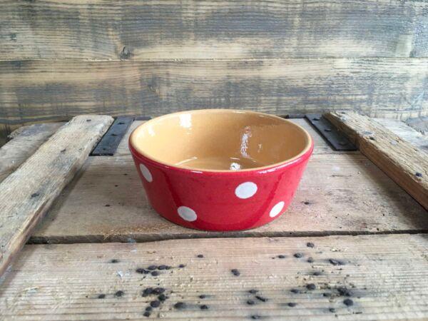 Käsekuchenform für den kleinen Hunger zwischendurch. Diese Keramikbackform ist sowohl für Holzbacköfen, als auch für Elektrobacköfen geeignet.