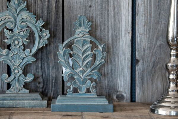 Ornament Mary, blau