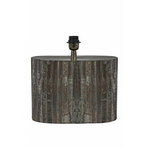Lampenfuss PETACA, 35x14,5x35 cm, schwarz