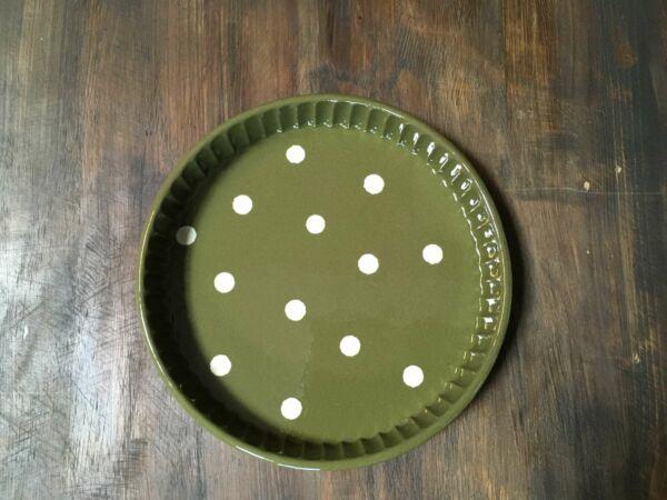Tarteform petit LILLY, ø 25 cm, grün