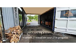 Vorankündigung: Mc Rebluchs [drive] geht an den Start!