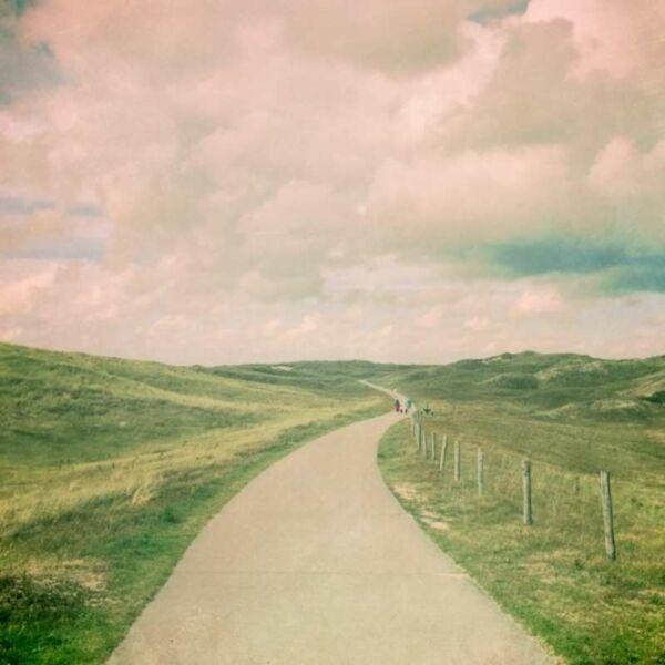 Fototafel, 3er-Set, Zeeland Trilogie