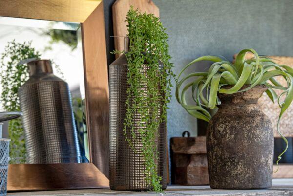 Kunstpflanze GRASSY GREEN, hängend