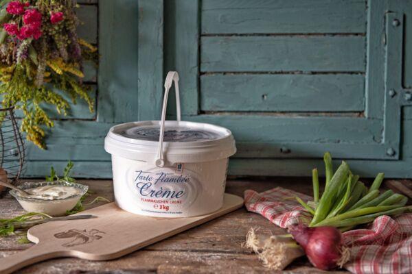Flammkuchen-Crème, 3 kg