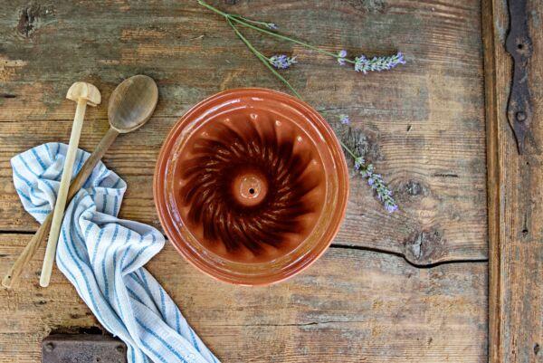 Gugelhupf, ø 22 cm, natur