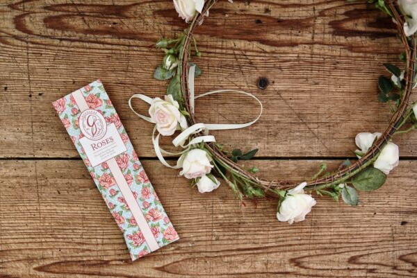Sachet parfumé 'Roses', Greenleaf