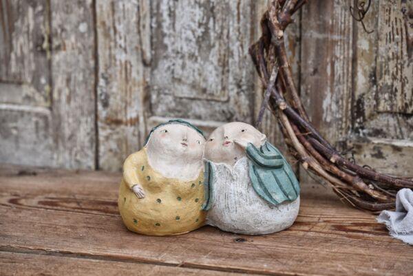 Luise & Heinrich, Keramik
