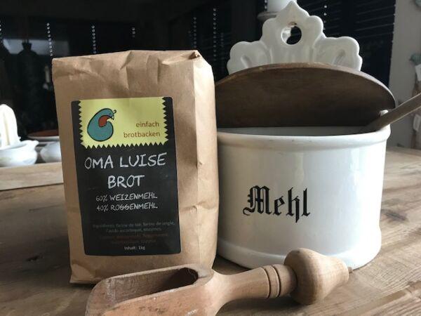 Mehl - Oma Luise Brot