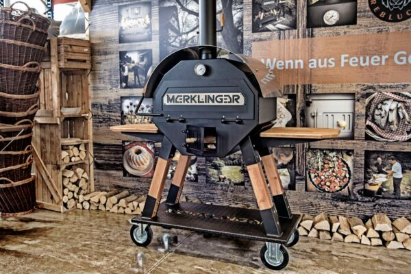 Der MERKLINGER 800 - GASTROPROFI, Griff links - schwarz