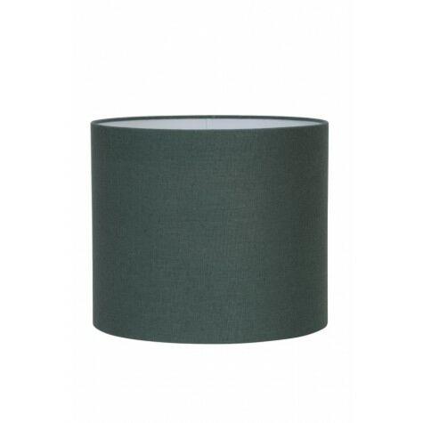 Lampenschirm LIVIGNO, Zylinder, 35-35-30 cm, grün