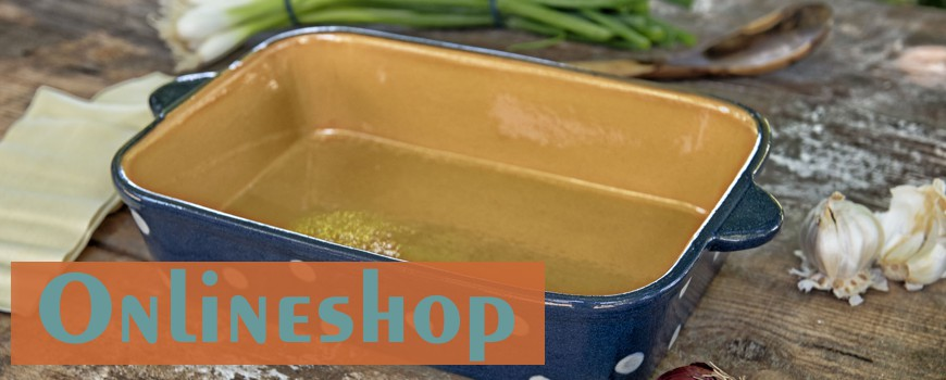 Keramik für den Ofen