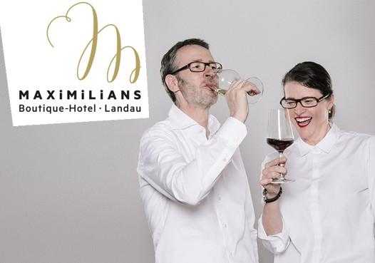 Boutique Hotel Maximilians -  créativité et personnalité